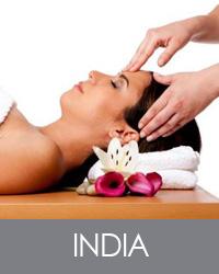 masaje indio